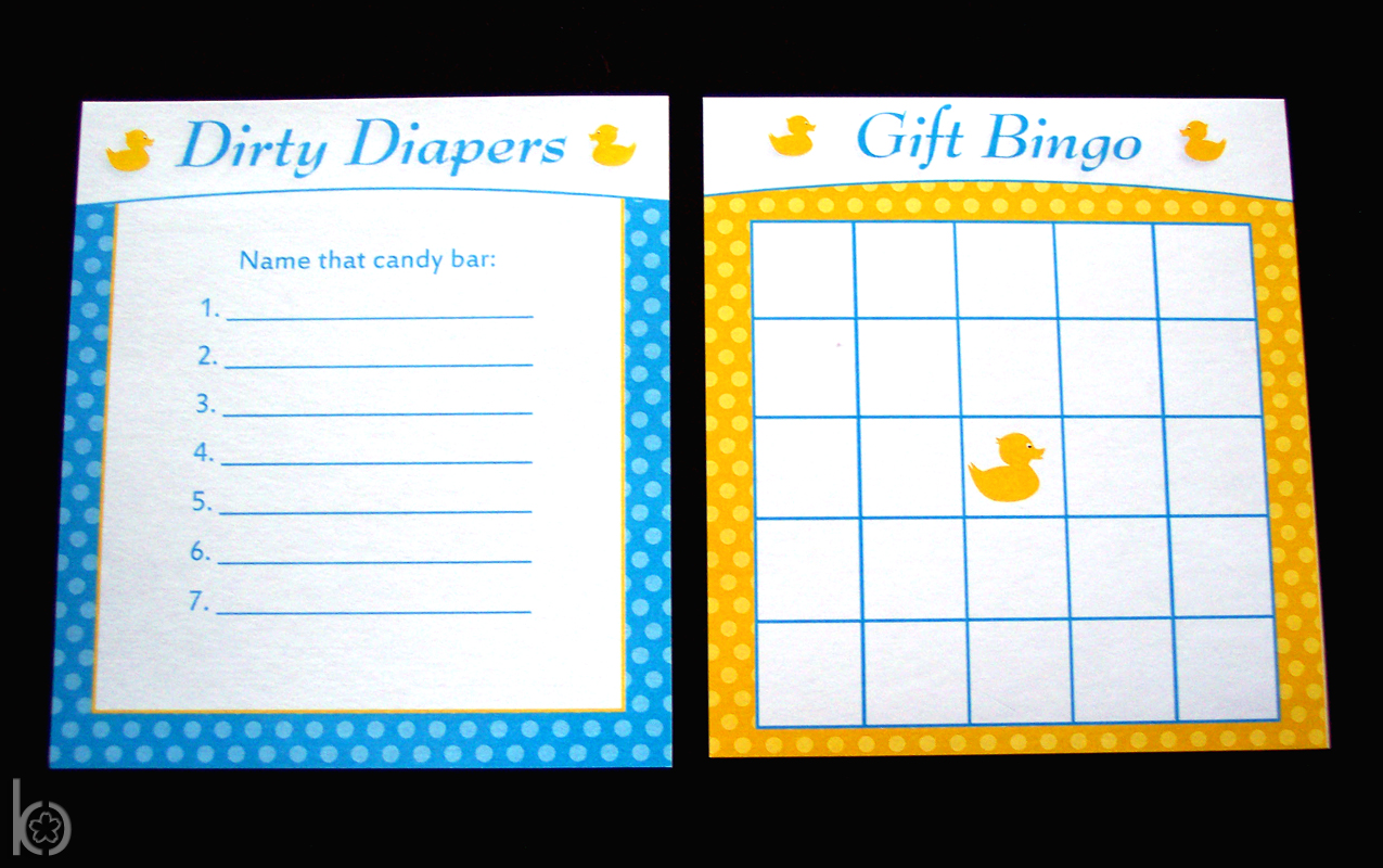 baby shower diaper game template the dirty diaper game aka