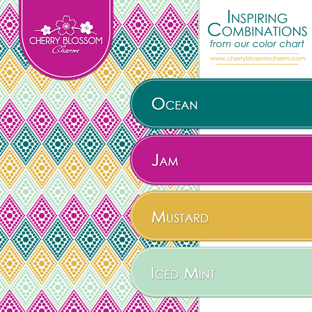 Color combinations charming printables Good color combination for pink